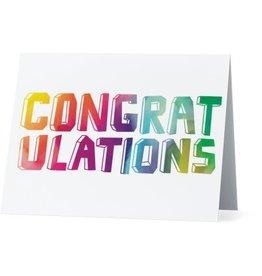Rainbow Congrats