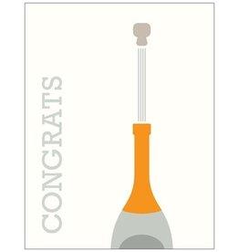 Vivid Print Congrats Cork
