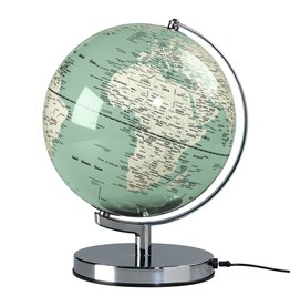 "Wild & Wolfe Globe Light 10"" Swedish Green"