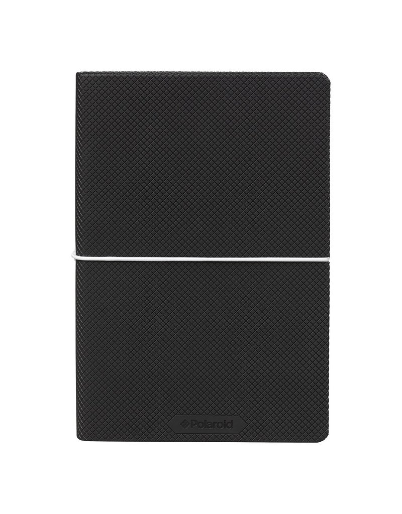 Wild & Wolfe Polaroid Flexi-Cover Medium Journal - Black