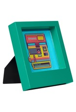 Wild & Wolfe Polaroid Desk Frame 4X4 - Turquoise