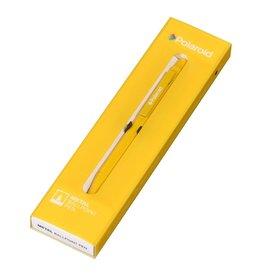 Wild & Wolfe Polaroid Metal Ballpoint Pen - Yellow