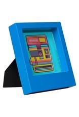 Wild & Wolfe Polaroid Desk Frame 4X4 - Blue