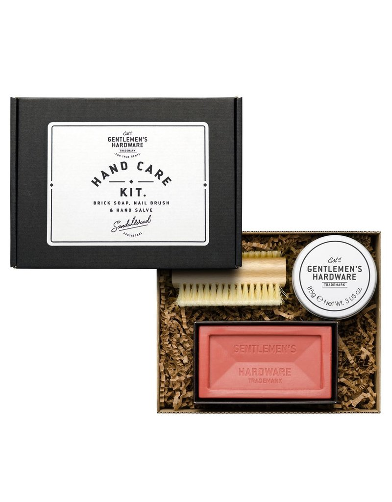 Wild & Wolfe Gentlemen's Hardware Hand Care Kit