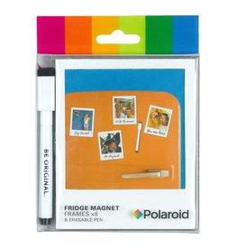Wild & Wolfe Polaroid Fridge Magnet Frames & Pen