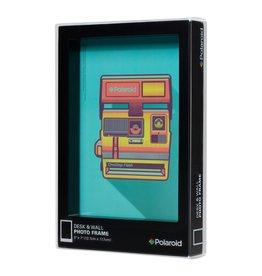 Wild & Wolfe Polaroid Desk Frame 5X7 - Black