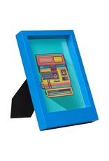 Wild & Wolfe Polaroid Desk Frame 5X7 - Blue