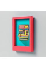 Wild & Wolfe Polaroid Desk Frame 5X7 - Pink
