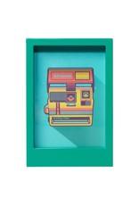 Wild & Wolfe Polaroid Desk Frame 5X7 - Turquoise