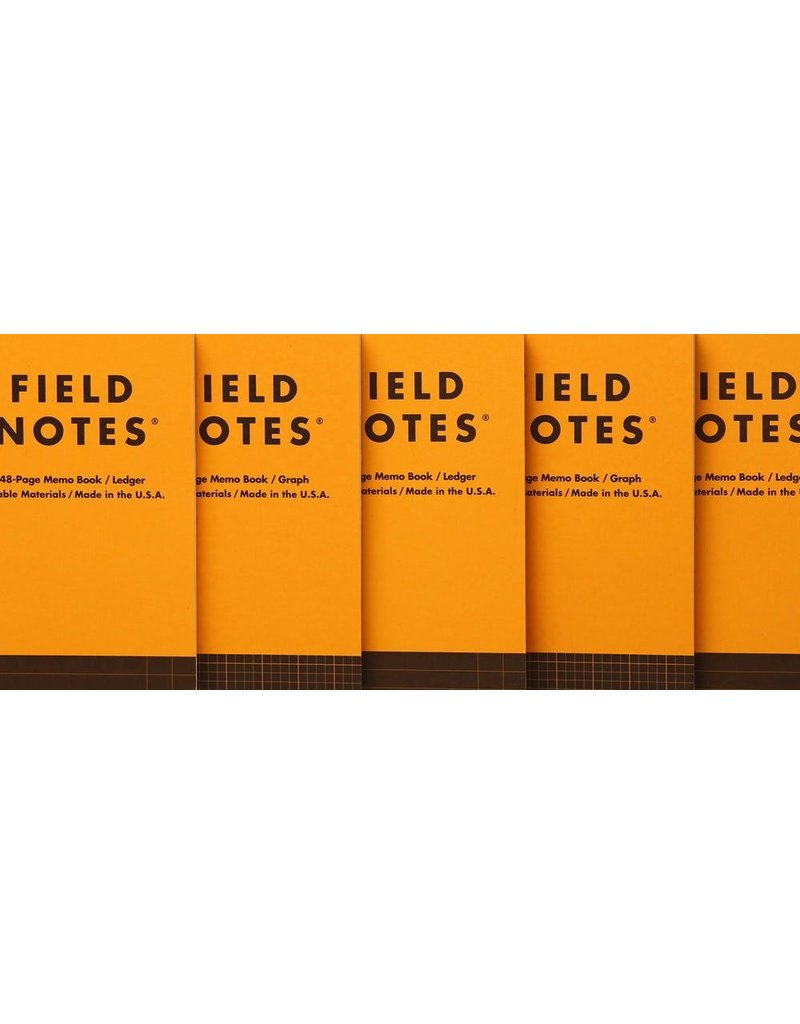 Field Notes Field Notes Utility Edition Graph