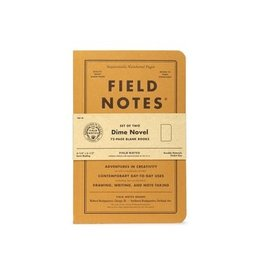 Field Notes Dime Novel Edition