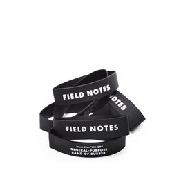 Field Notes Field Notes Band of Rubber 12-Pack