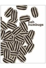 Vivid Print Bah Humbug