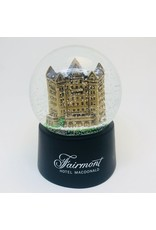 Hotel Macdonald Snow Globe
