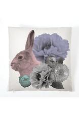 Imm Pastel Pastiche Cushions - Rabbit