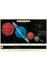 Cavallini Solar System Wrap