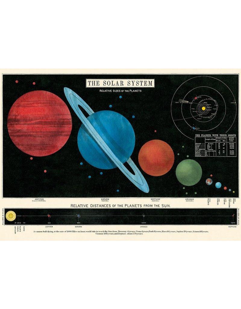 Solar System Wrap