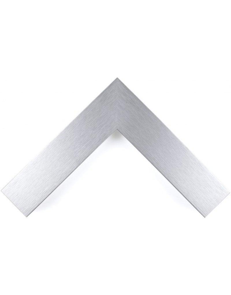 """Ramino Titanium Silver 2 3/4"""""""