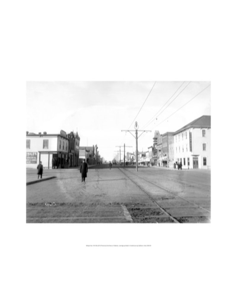 Whyte Avenue 1910