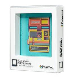 Polaroid Desk Frame 4X4 - White