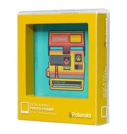 Polaroid Desk Frame 4X4 - Yellow