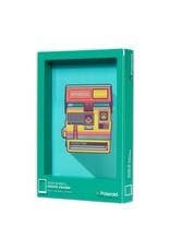 Polaroid Desk Frame 5X7 - Turquoise
