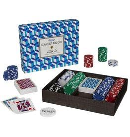 Games Room; Poker Set