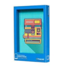 Polaroid Desk Frame 5X7 - Blue