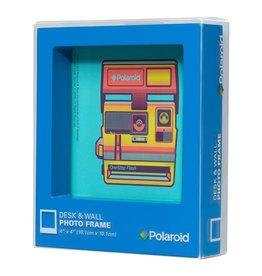 Polaroid Desk Frame 4X4 - Blue