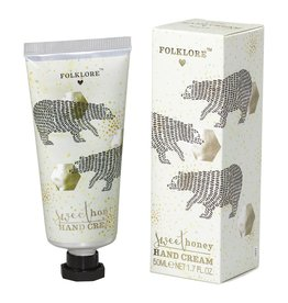 Folklore Honey Hand Cream (50ml)