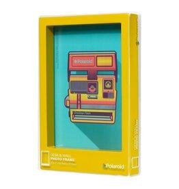 Polaroid Desk Frame 5X7 - Yellow