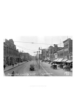 Jasper Avenue Looking West 1913