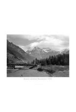 Banff Jasper Highway 1951 Poster