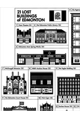 Raymond Biesinger | 21 Lost Buildings of Edmonton