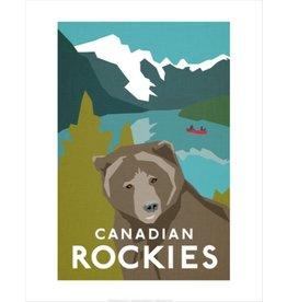 Bee Waeland   Canadian Rockies