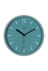 Wall Clock French Blue 12""