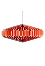 Zodiak Paper Lampshade Goldfish Orange