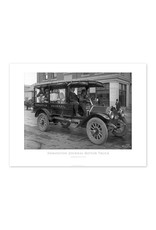 Edmonton Journal Motor Truck 1914 Poster