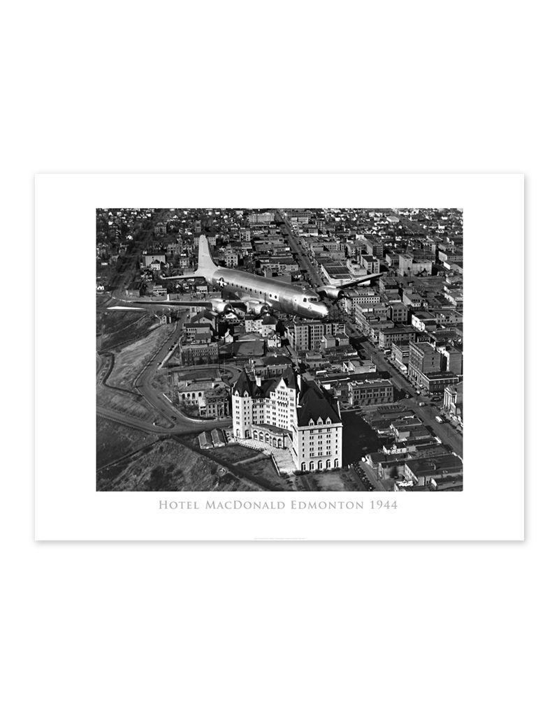 Hotel Macdonald 1944 Poster