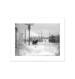 Main Street Strathcona 1913