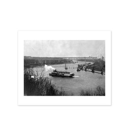 North Saskatchewan River 1913