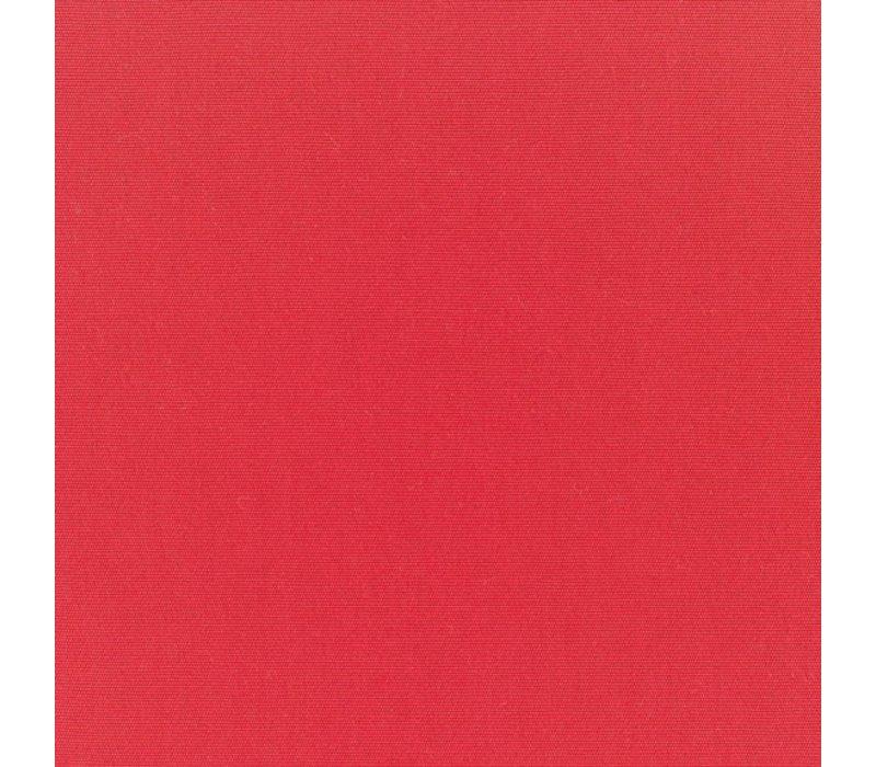 SUNBRELLA UPHOLSTERY  CANVAS LOGO RED