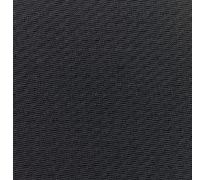 SUNBRELLA UPHOLSTERY  CANVAS RAVEN BLACK