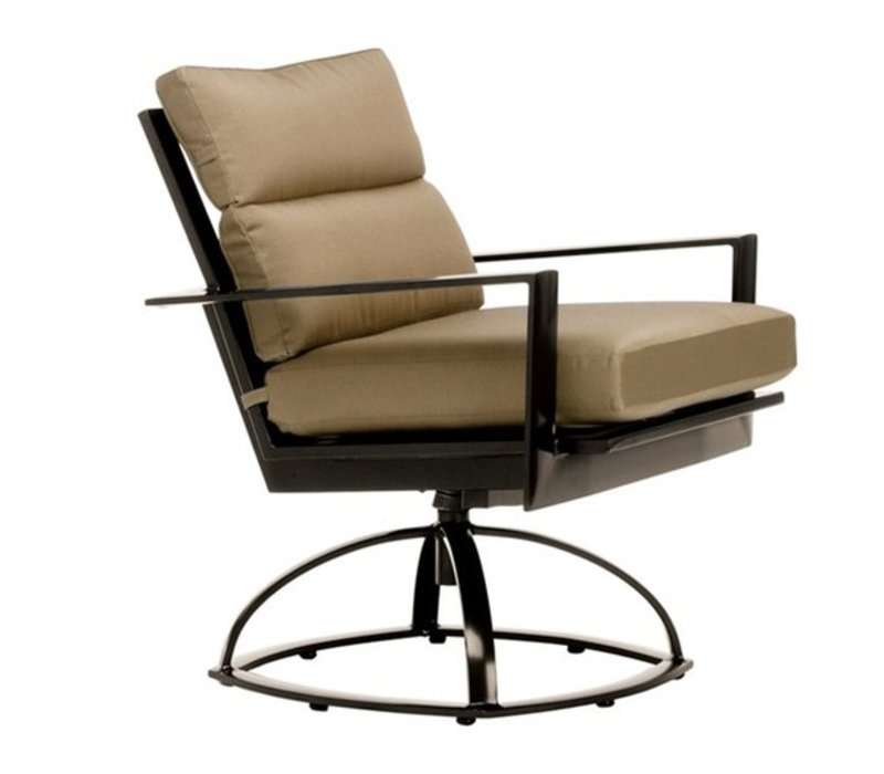PARKWAY CUSHION SWIVEL ROCKER