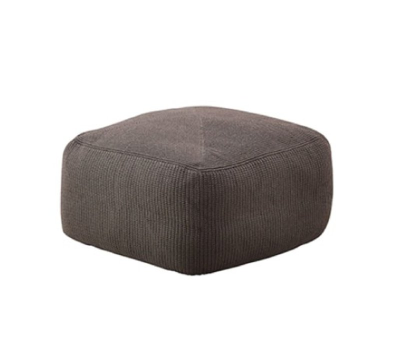 DIVINE FOOTSTOOL- BROWN
