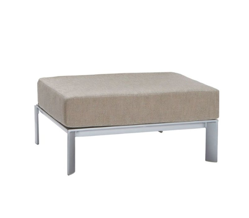 PARKWAY MODULAR SECTIONAL OTTOMAN W/ LOOSE CUSHION