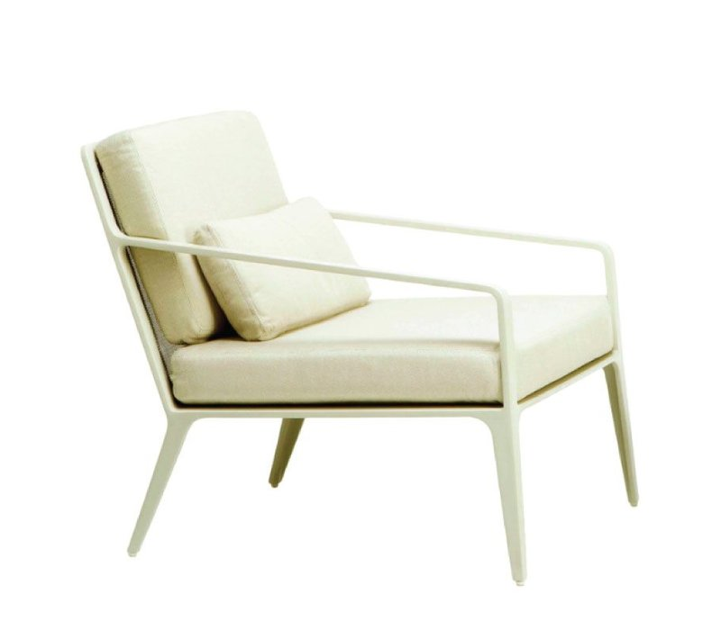 STILL LOUNGE CHAIR WITH GRADE A FABRIC