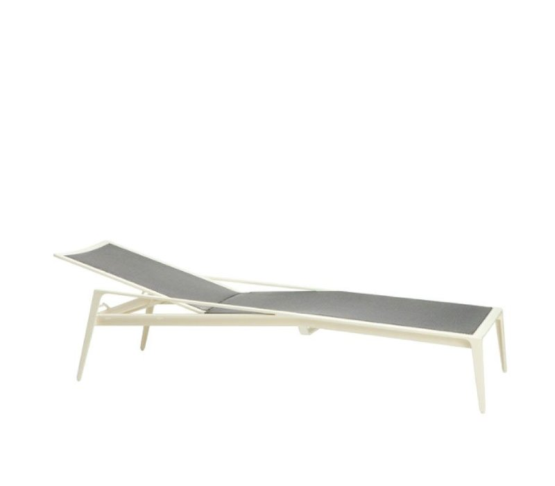 STILL ADJUSTABLE CHAISE WITH PARABOLIC SLING