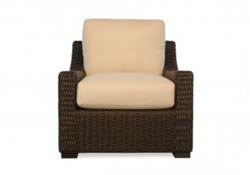 LLOYD FLANDERS MESA LOUNGE GLIDER WITH CUSHIONS