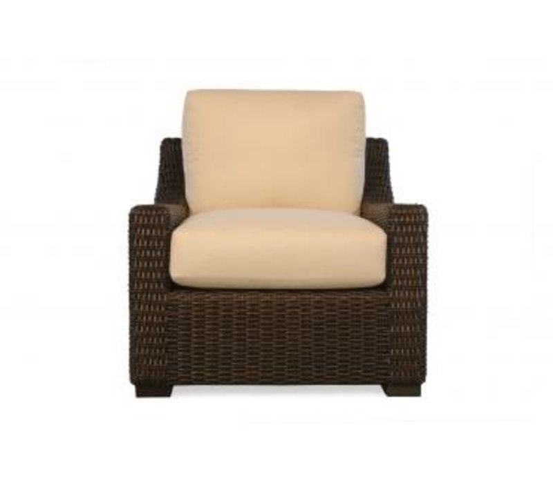 MESA LOUNGE GLIDER WITH CUSHIONS